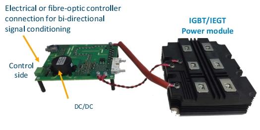 IGBT/IEGT power module